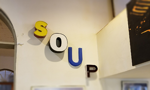 Wall Art Soup